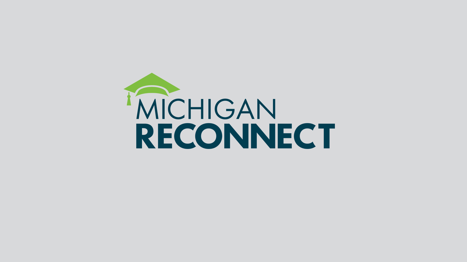 Logo for Michigan Reconnect