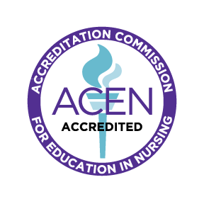 Seal of the Accreditation Commission for Education in Nursing